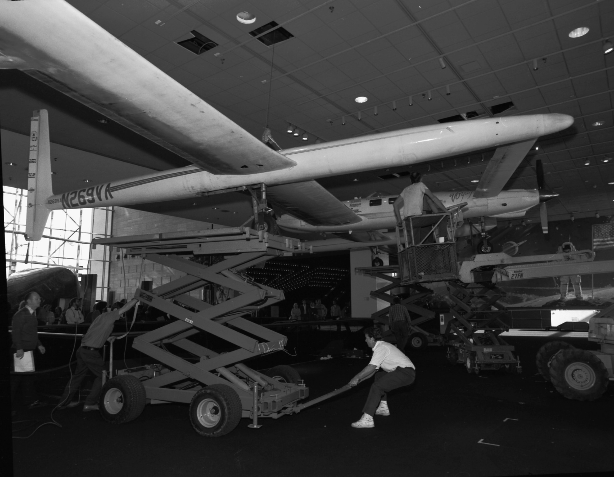 "The ""Voyager"" Comes to NASM"