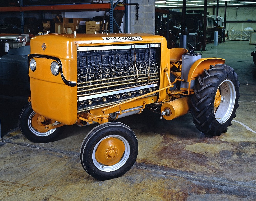Allis-Chalmers Fuel Cell Tractor | National Museum of