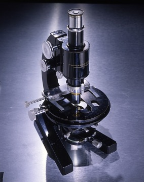 Barbara McClintock's Microscope