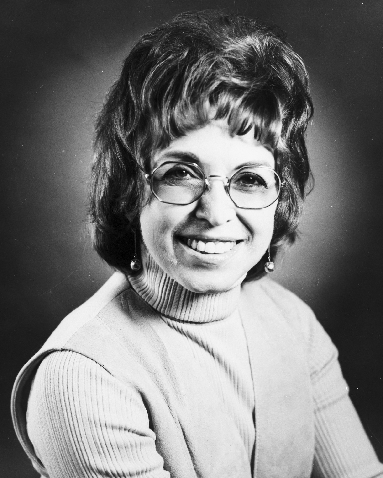 Joyce R. Manes, by Unknown, Smithsonian Archives - History Div, 94-13197.