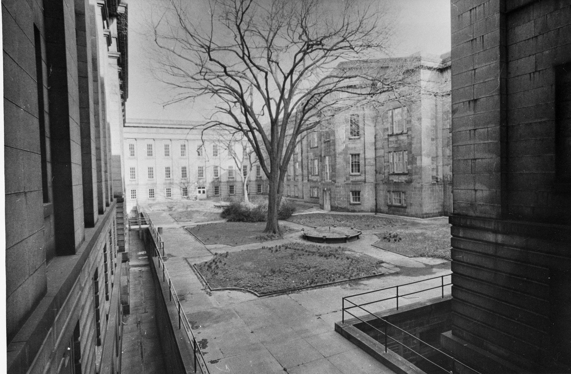 Courtyard of the Old Patent Office Building