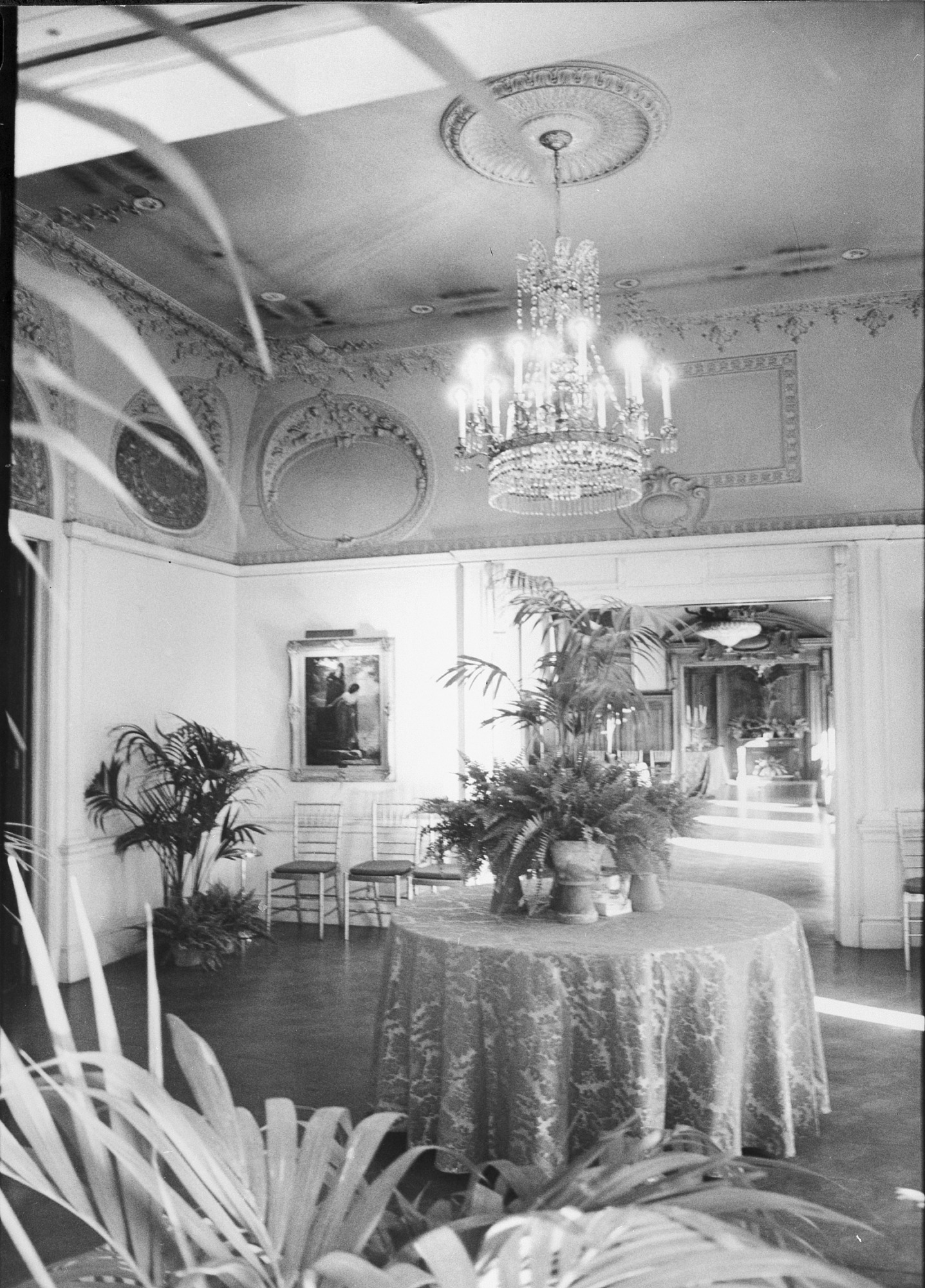Reception Room, Carnegie Mansion, Home of the Cooper-Hewitt