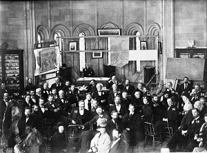 Image of National Academy of Sciences Meeting, Smithsonian Institution Building