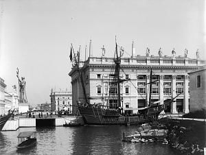 Image of Chicago World's Columbian Exposition, 1893