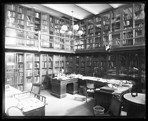 Image of United States National Museum Library