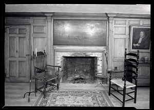 Image of Period Room in