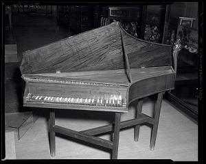 Image of Johannes Player Spinet