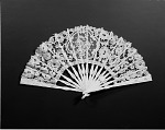 Sarah Polk's Lace Fan