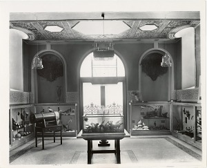 Image of Children's Room in the South Tower of the Smithsonian Institution Building, or Castle