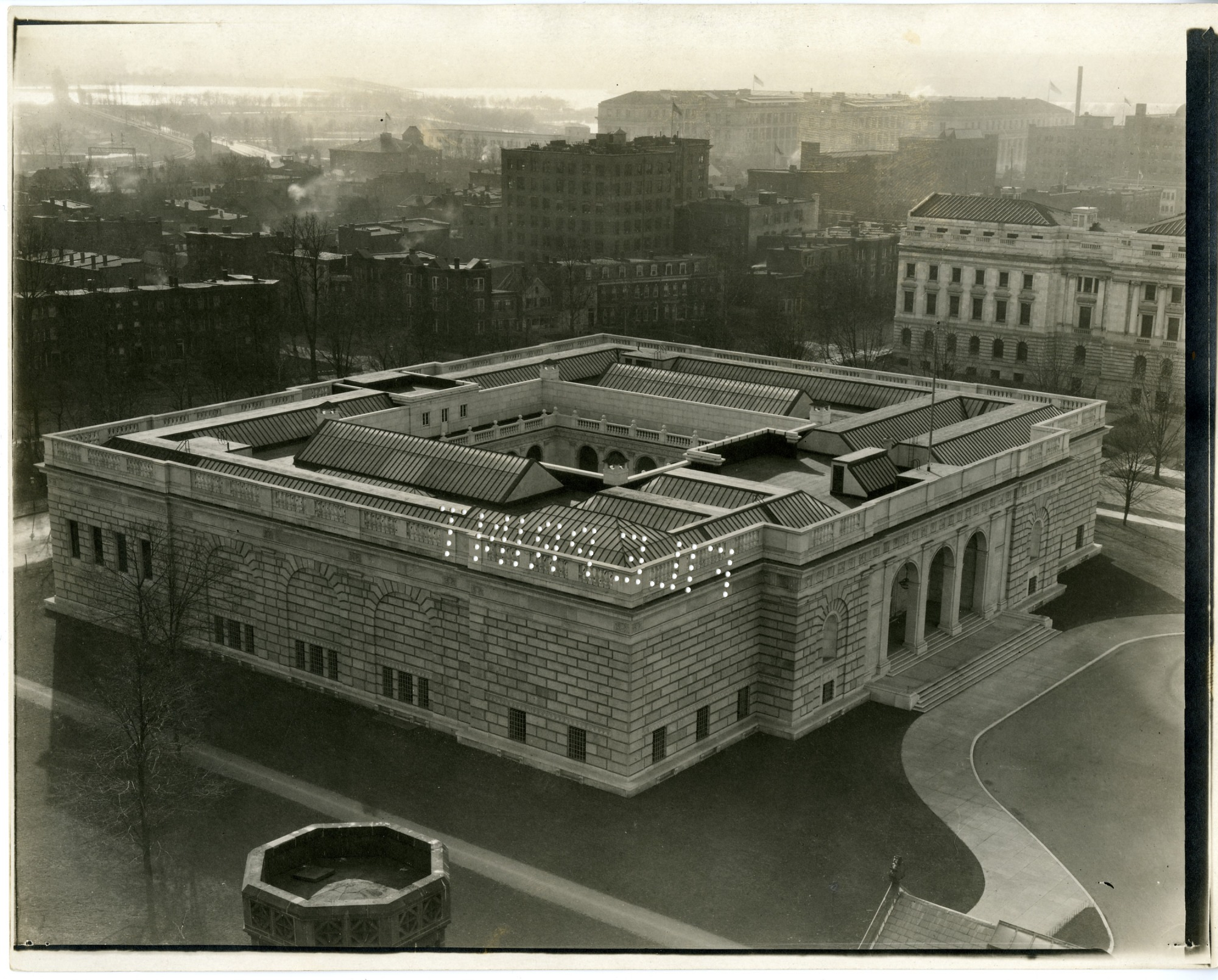 Preview of Architectural History of the Freer Gallery of Art, 1917