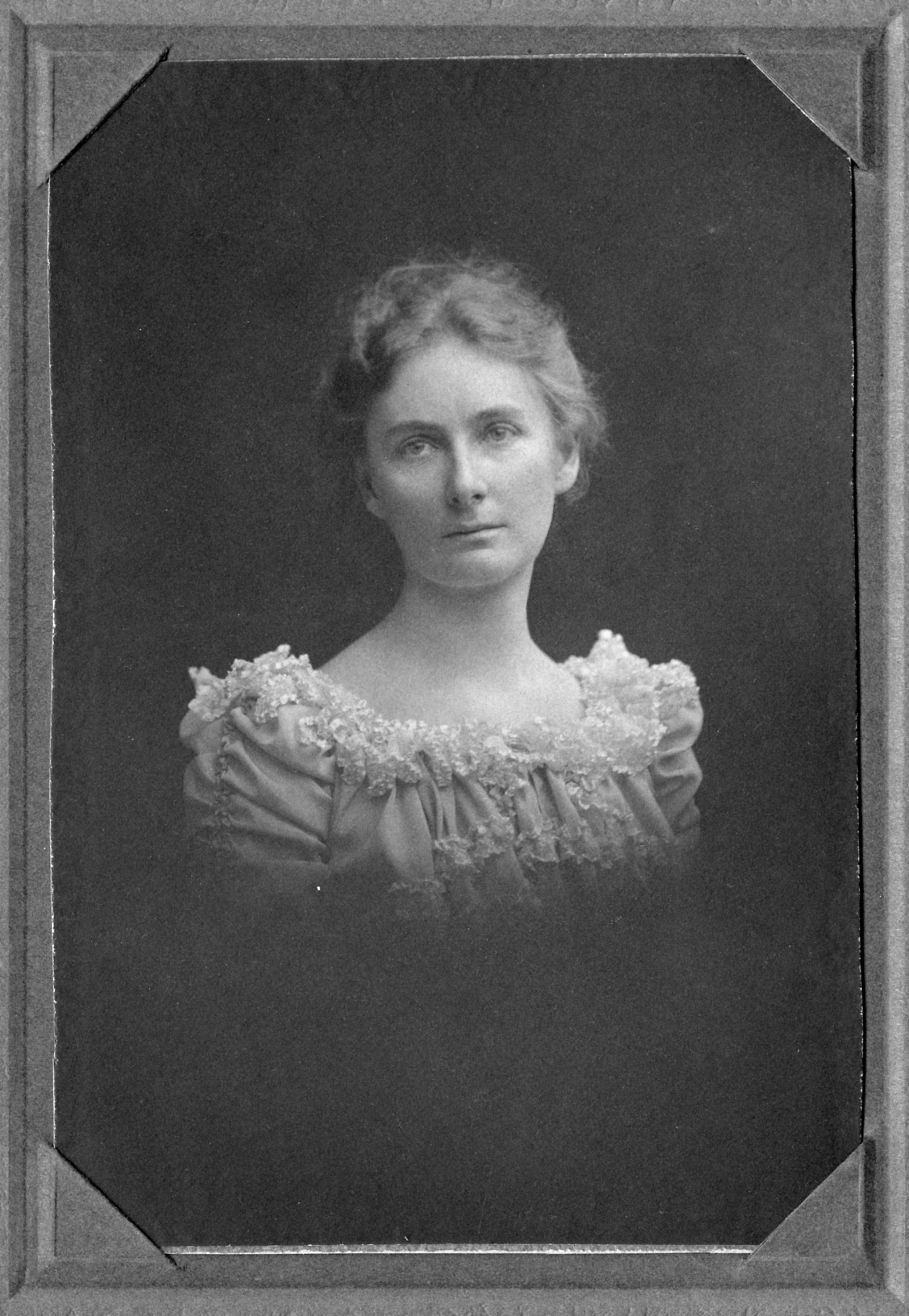 Florence Bascom (1862-1945), Smithsonian Institution Archives, SIA Acc. 90-105 [SIA2007-0184].