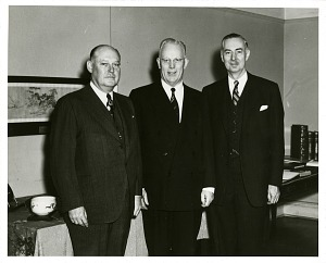 Image of Regents Meeting, 1954