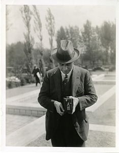 Image of Louis Vessot King (1886-1956)