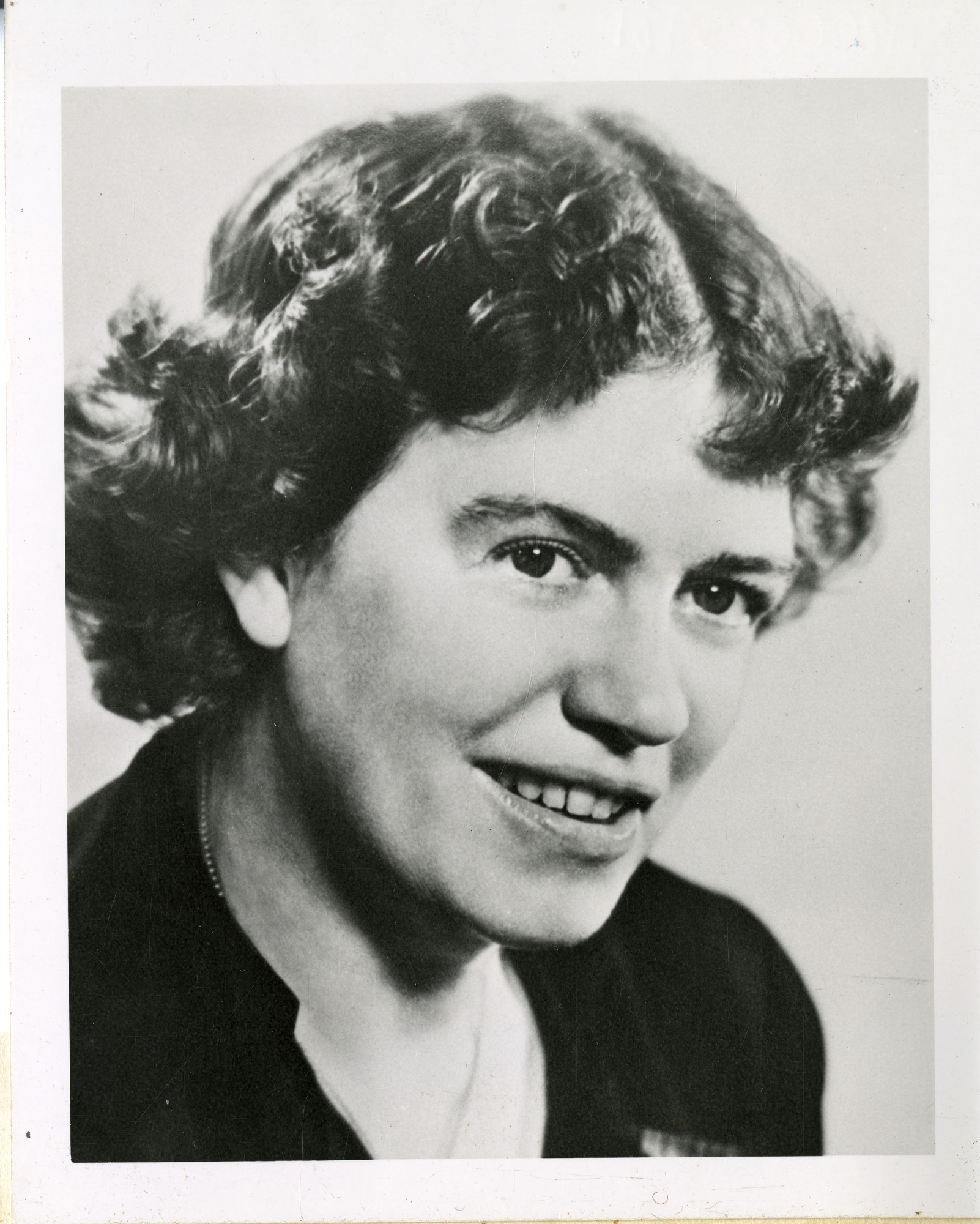 Margaret Mead (1901-1978), 1948, Smithsonian Institution Archives, SIA Acc. 90-105 [SIA2008-5981].