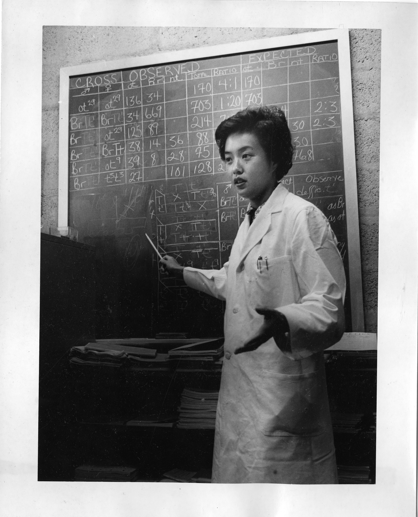 Anna Chao Pai (b. 1935), Smithsonian Institution Archives, SIA Acc. 90-105 [SIA2009-0795].