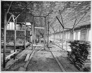 Image of United States National Museum, Third Floor Construction