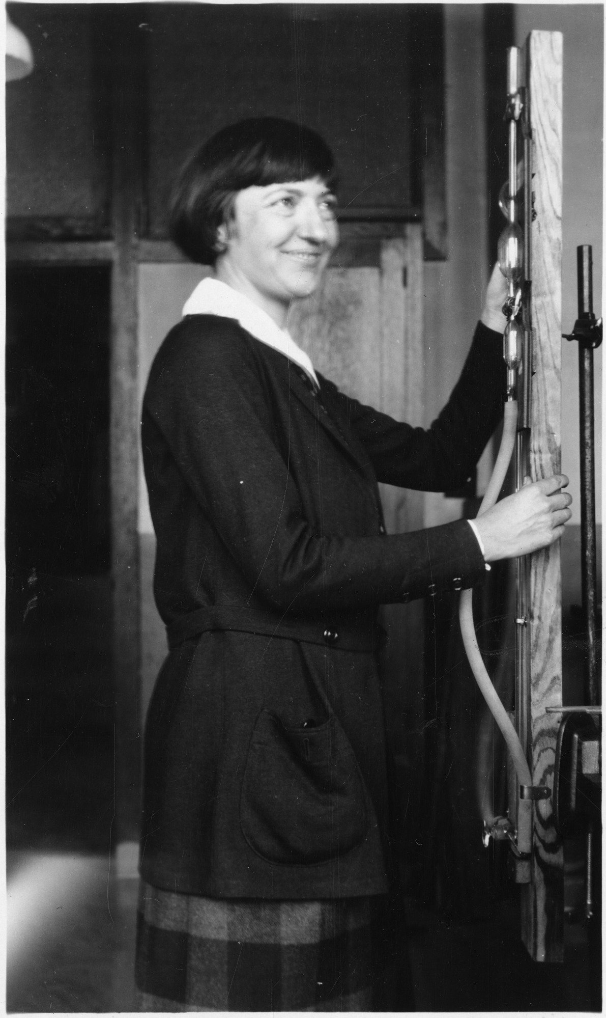 Ethel Ronzoni Bishop (1892-1975), Smithsonian Institution Archives, SIA Acc. 90-105 [SIA2009-2445].