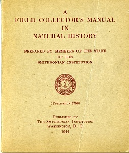 Image of Field Collector's Manual in Natural History