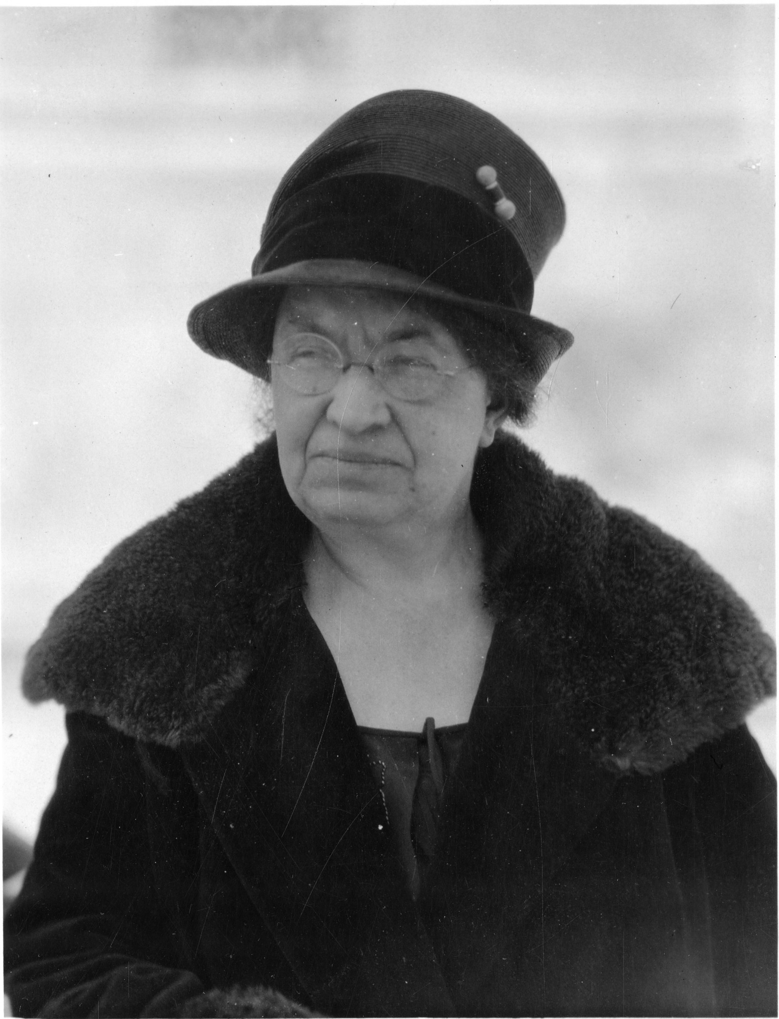 Florence Rena Sabin (1871-1953), Smithsonian Institution Archives, SIA Acc. 90-105 [SIA2009-2627].