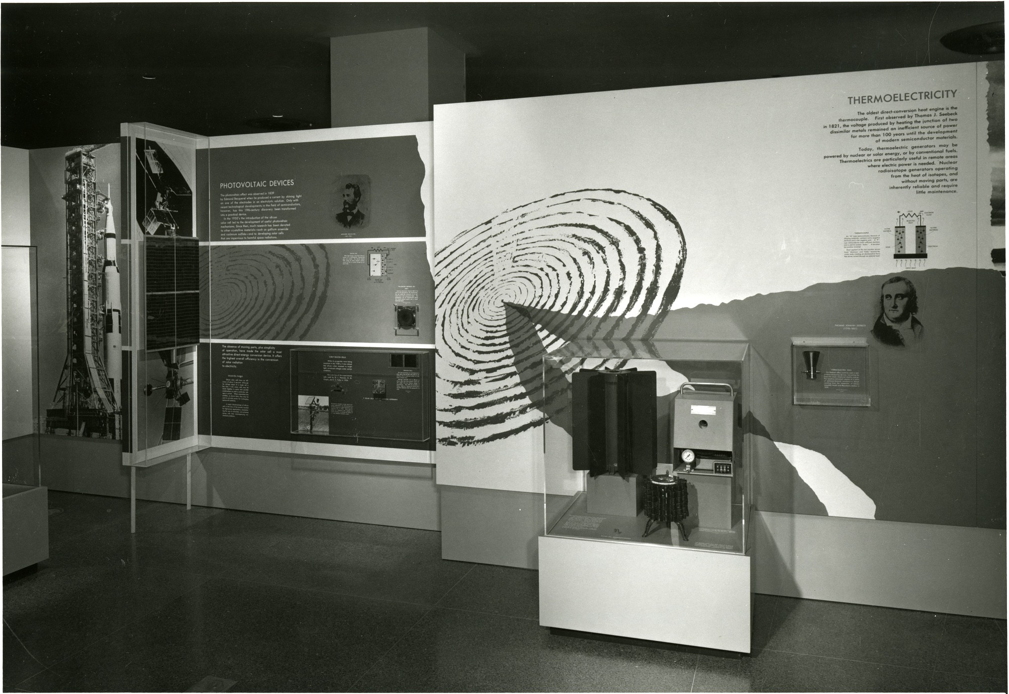 Museum of History and Technology, Electricity Exhibit