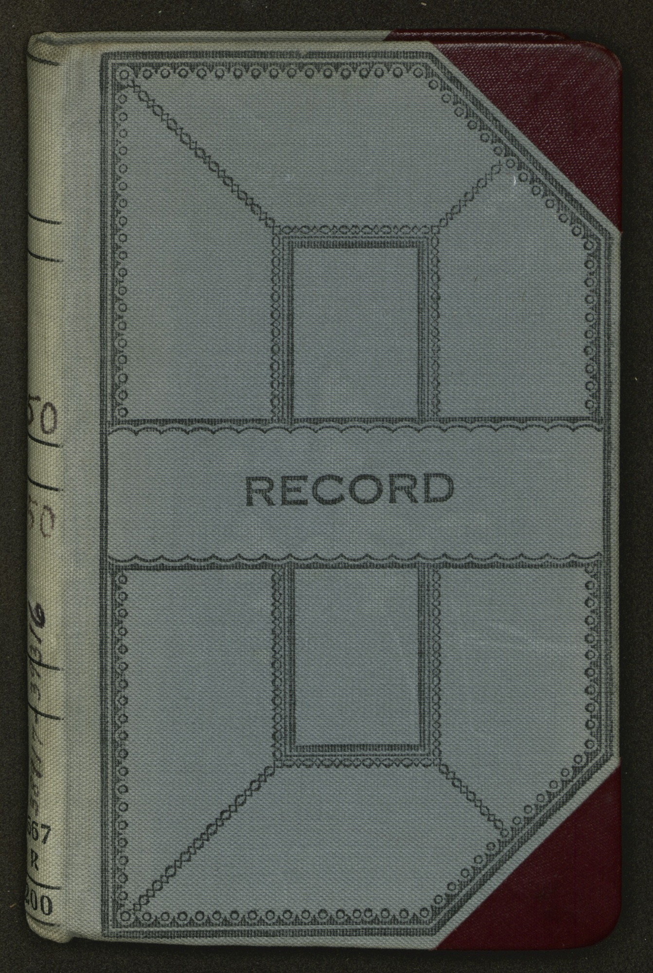 F. R. Fosberg collection book no. 50, begin with # 38917, end with # 39316