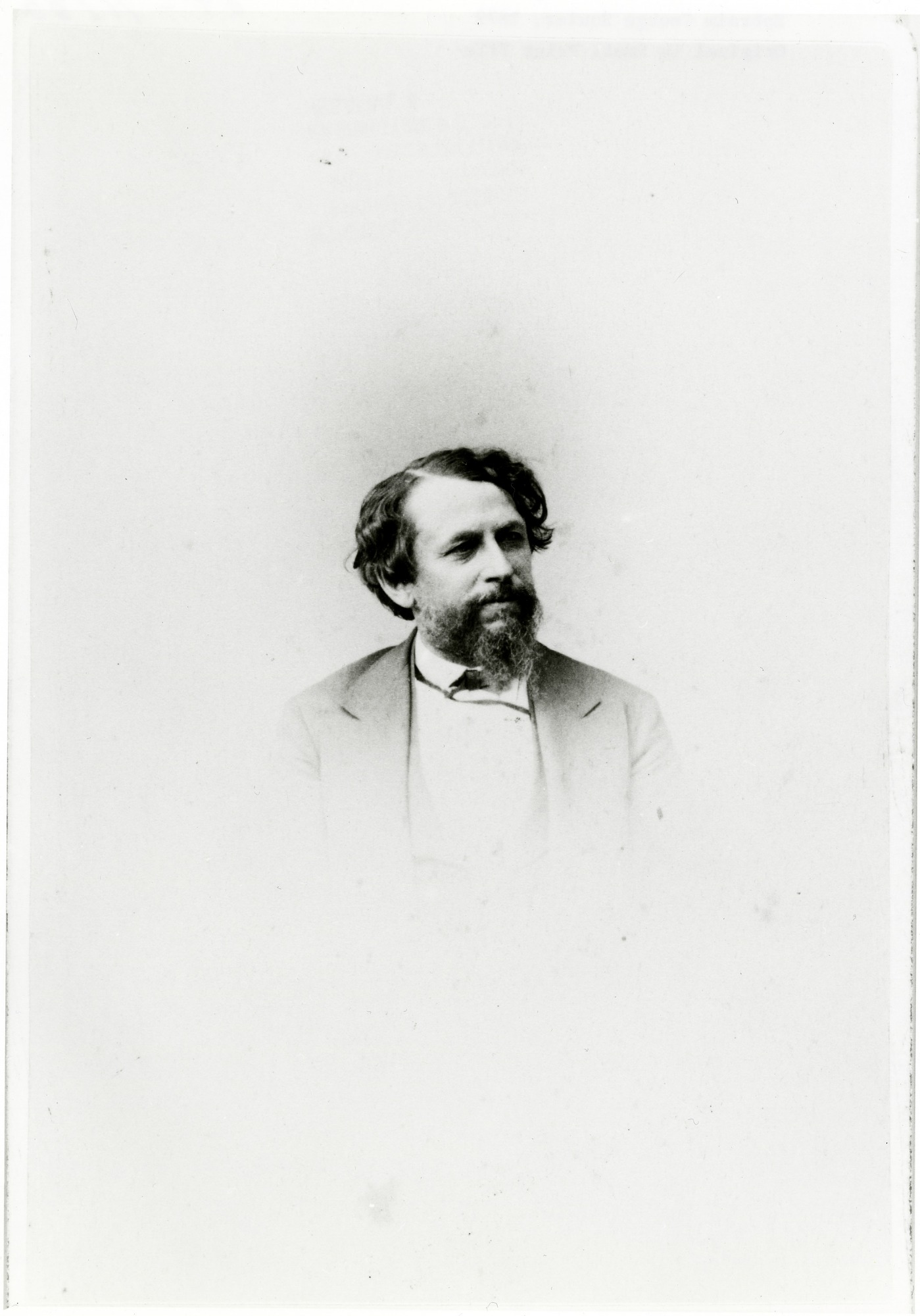 Ephraim George Squier, by Joseph Henry Papers Project, 1872, Smithsonian Archives - History Div, SIA2012-6120 or 84-11135.