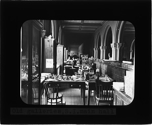Image of Old Galleries, S.I. Main Hall