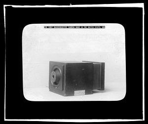 Image of The First Daguerreotype Camera Made in the United States, 1839