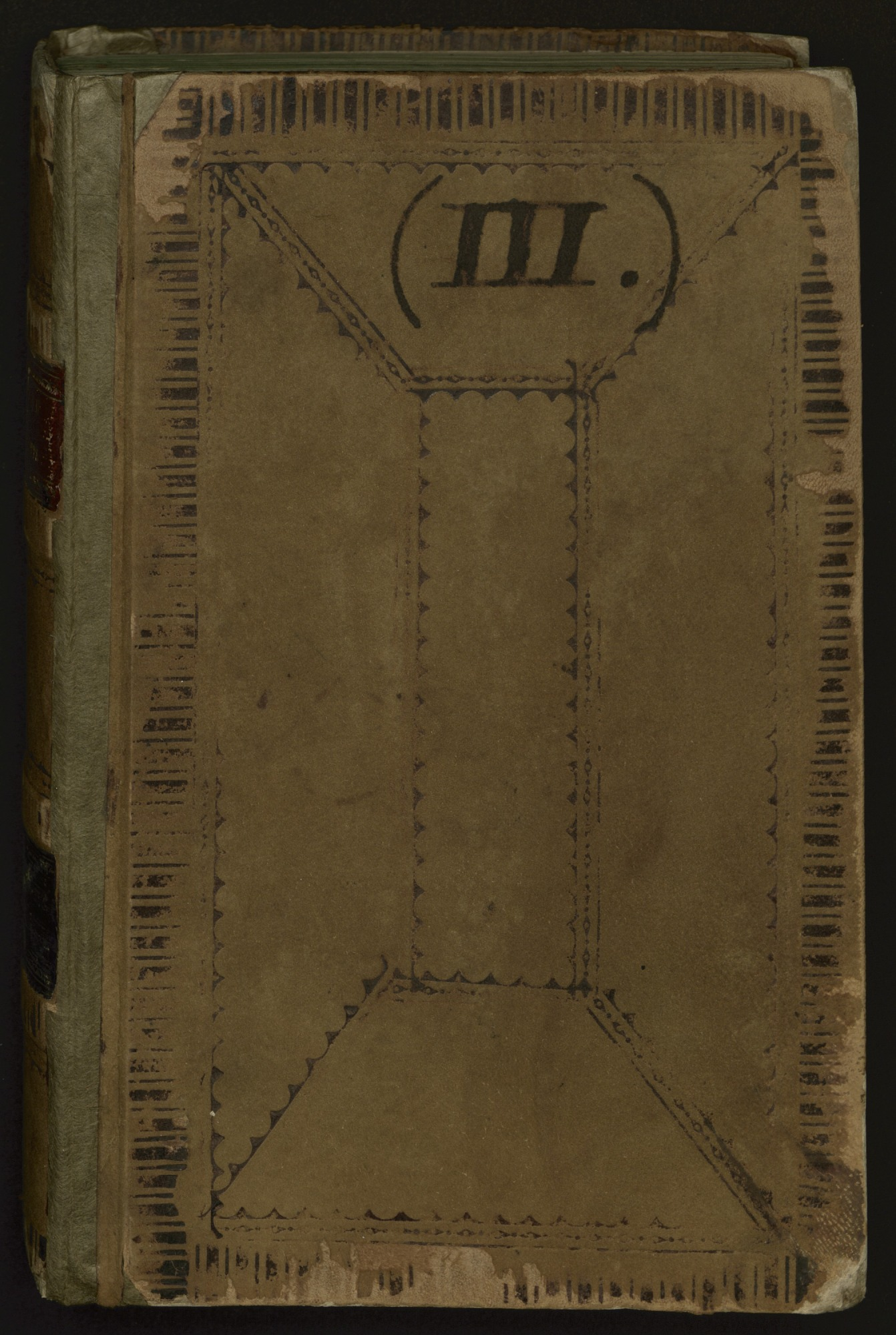 Joseph Henry's Record of Experiments Book 3