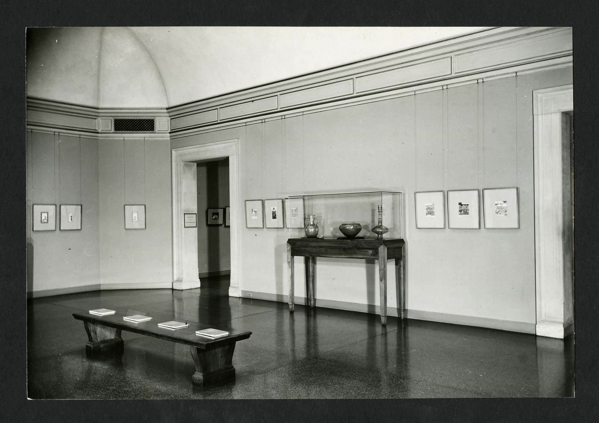 Preview of North Wall of Gallery II in the Freer Gallery of Art