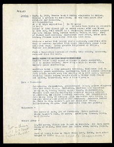 Image of Diary, 1940