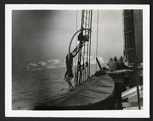 Image of Greenland Expedition of 1937 : photographs, some identified