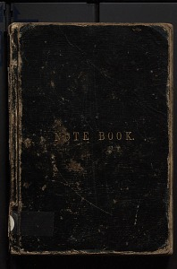 Image of Journal, 1853-1854