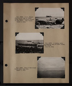 Image of Album 1 Pacific Islands, 1923 (Tanager Expedition), volume 2