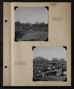 Image of Album 2 Panama, 1961 : includes photographs of Wetmore, Beatrice Thielen Wetmore, Conrad E. Yunker, and Charles M. Keenan