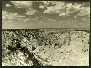 Image of Bad Lands Park, South Dakota