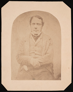 Image of Portrait of John Wolley (1823-1859)