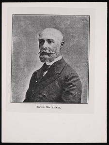 Image of Portrait of Antoine Henri Becquerel (1852-1908)
