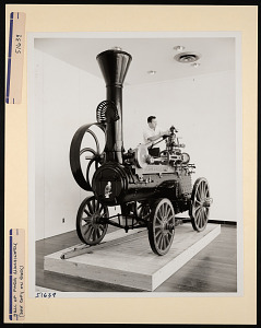Image of Hall of Farm Machinery, Museum of History and Technology