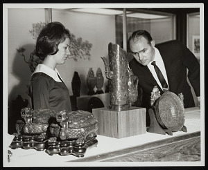Image of Maude Monel Jade Collection, Museum of Natural History