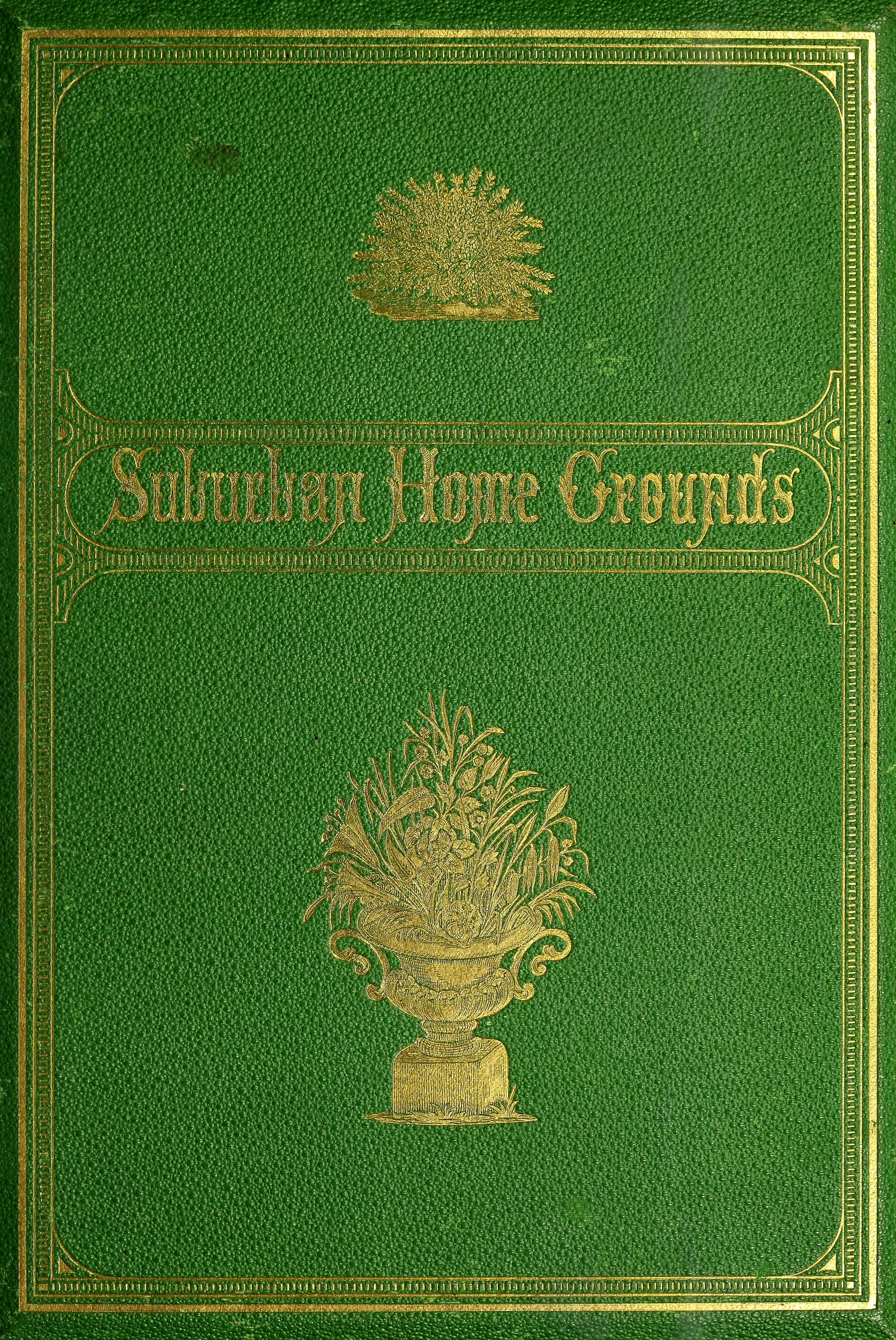 Frank J. Scott, The Art of Beautifying Suburban Home Grounds of Small Extent