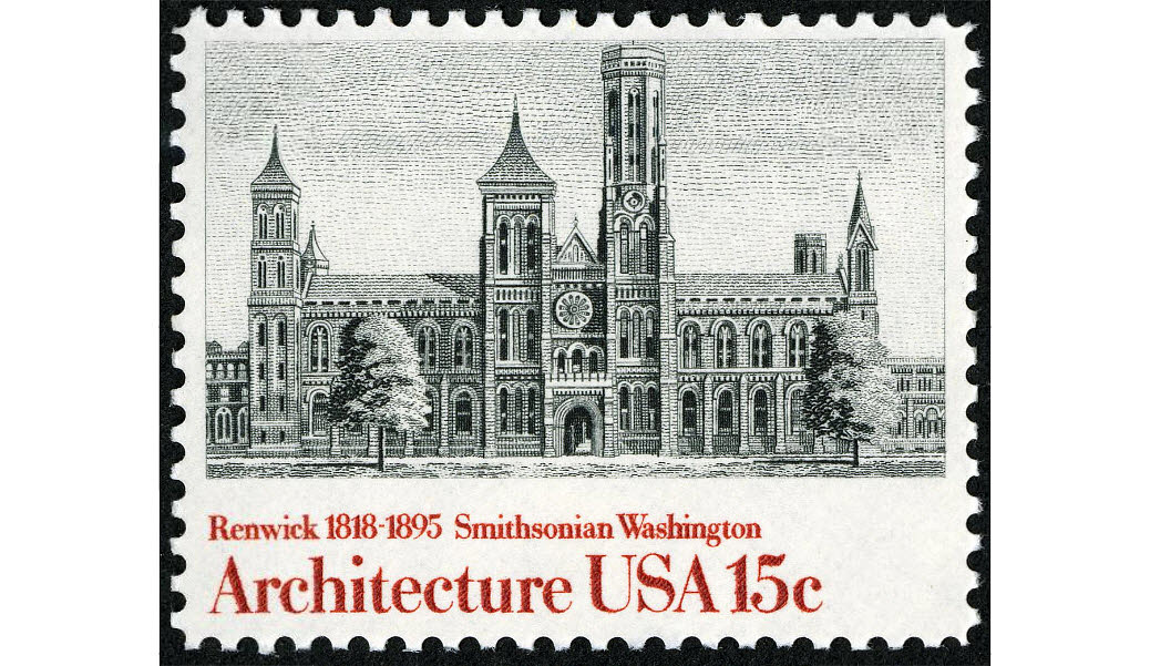 15c Smithsonian single