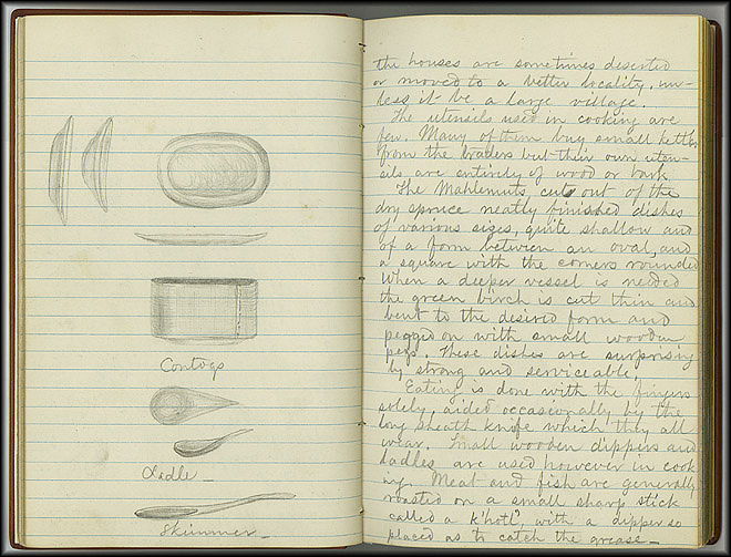 William Dall Diary, Indian Life - Oct 1866-May 1867 - Page 6