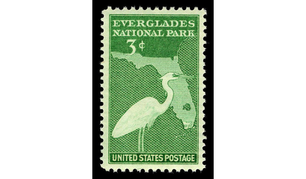 3c Everglades National Park single