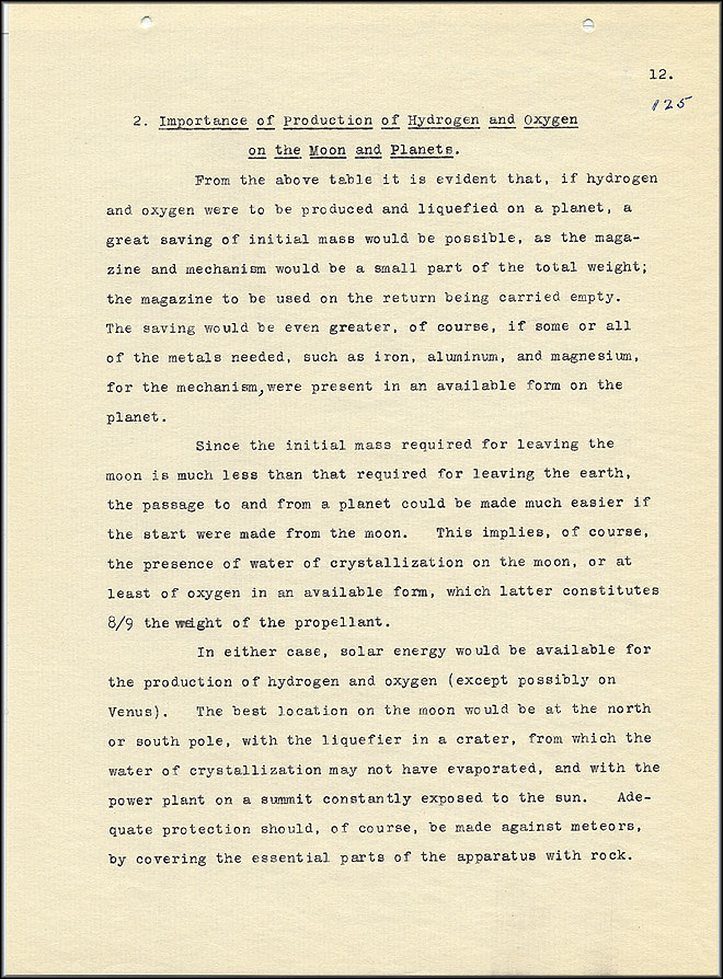 Robert Goddard Report  - March 1920 - Page 12