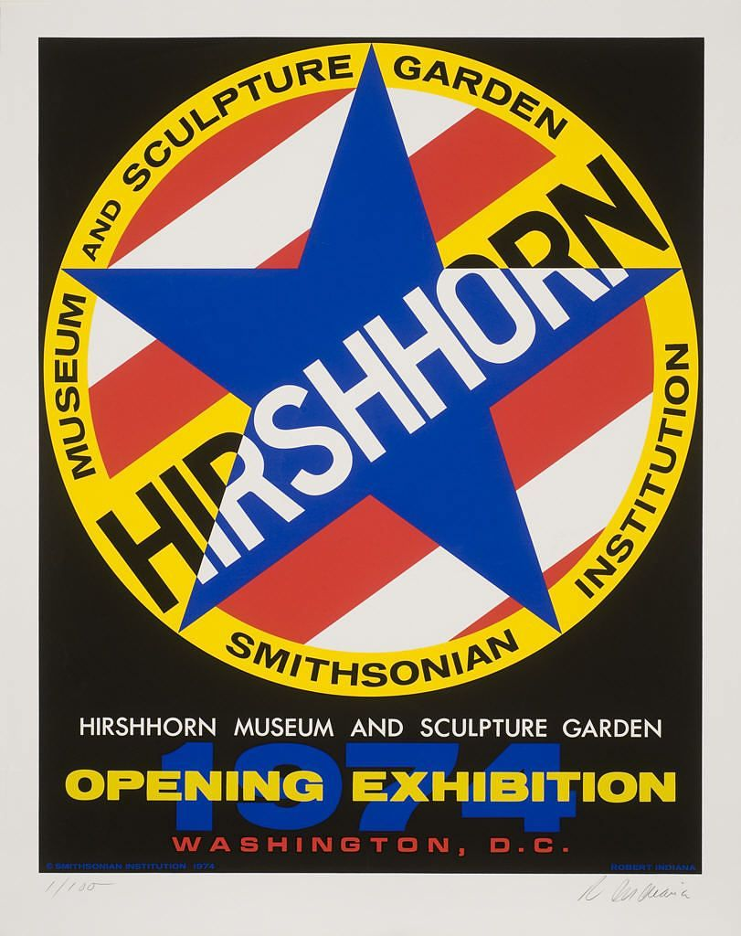 Hirshhorn Museum and Sculpture Garden Opening Exhibition