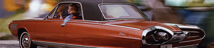 Chrysler Turbine Car, 1964
