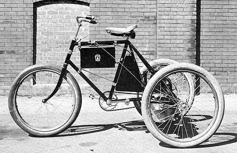 Clarke Tricycle