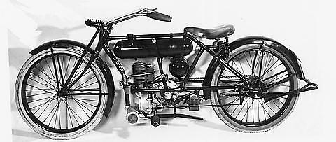 Cleveland motorcycle