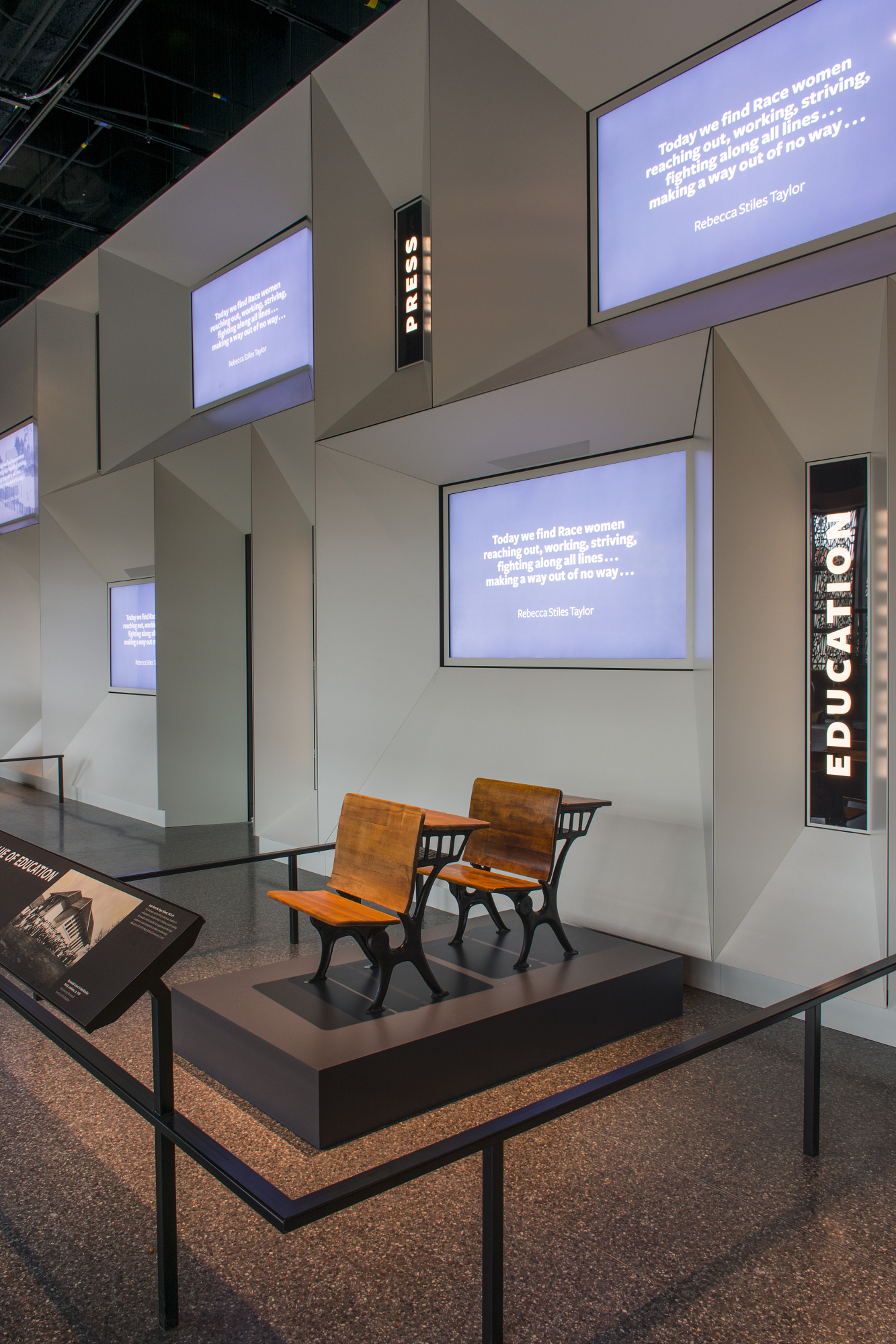 """""""Making A Way"""" Exhibit, NMAAHC"""
